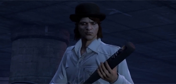 A Clockwork Orange in Grand Theft Auto V