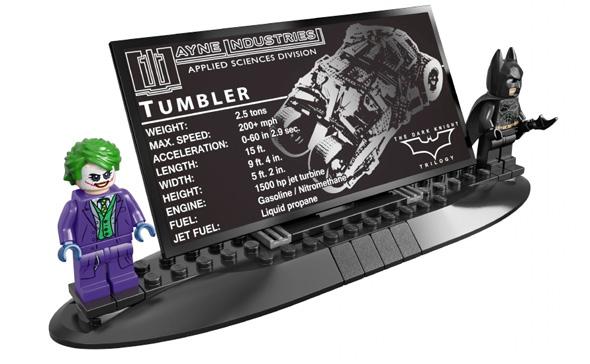 The Tumbler LEGO