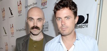 David Lowery and Casey Affleck
