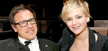 David O. Russell & Jennifer Lawrence