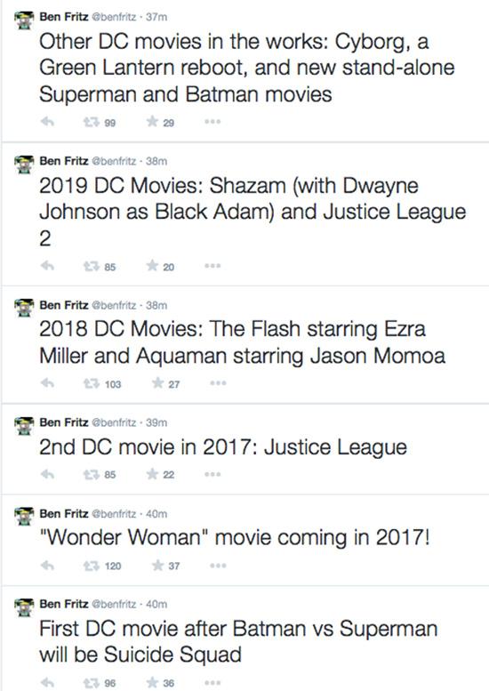 DC Release Plans