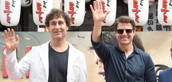 Doug Liman & Tom Cruise