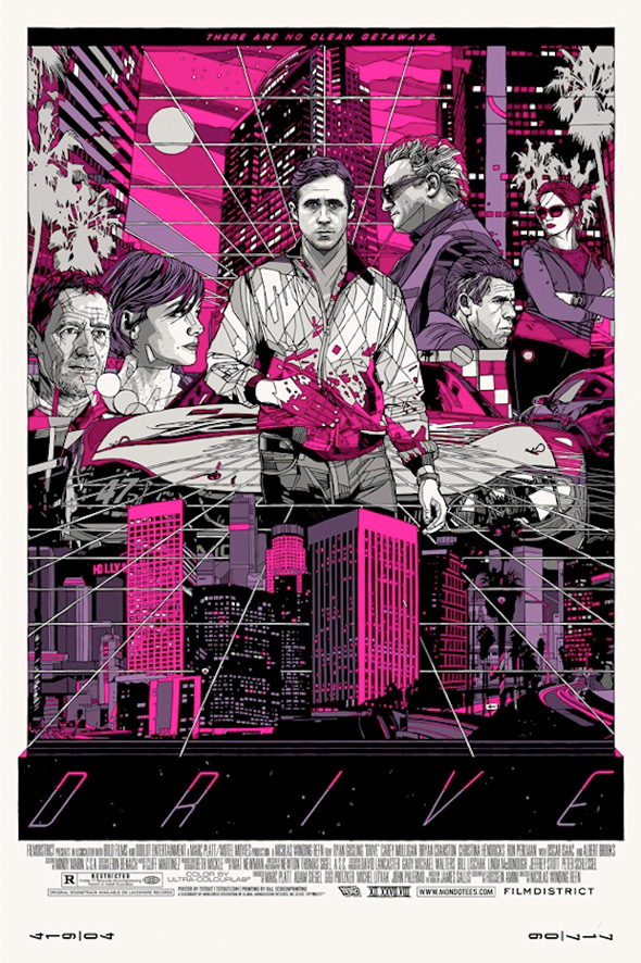 Drive - Tyler Stout Poster