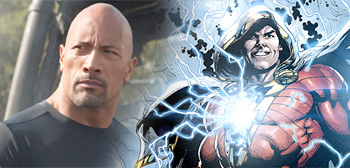 Dwayne Johnson / Shazam