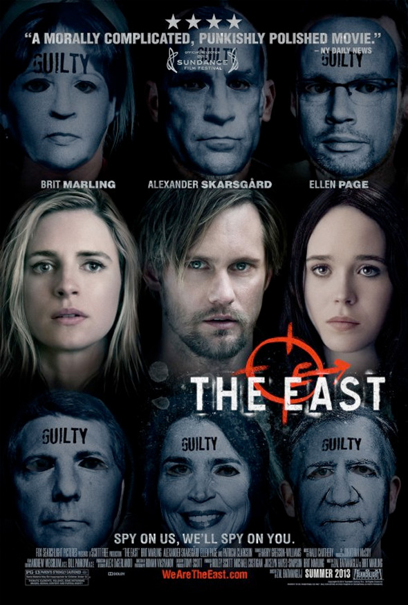 The East - First Poster