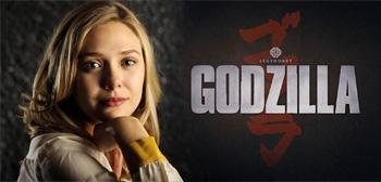 Elizabeth Olsen / Godzilla