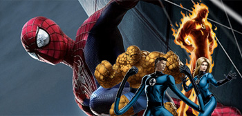 Spider-Man / Fantastic Four