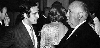 Truffaut / Hitchcock