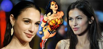 Gal Gadot / Wonder Woman / Elodie Yung