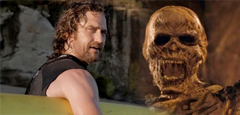Gerard Butler / The Mummy