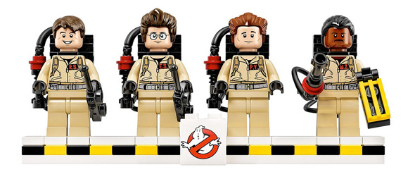 Ghostbusters LEGO Set