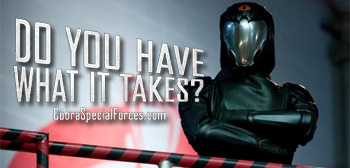 G.I. Joe: Retaliation - Cobra Forces Recruitment