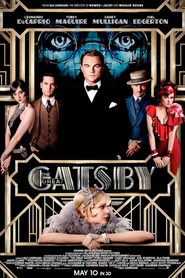 The Great Gatsby - Final Poster