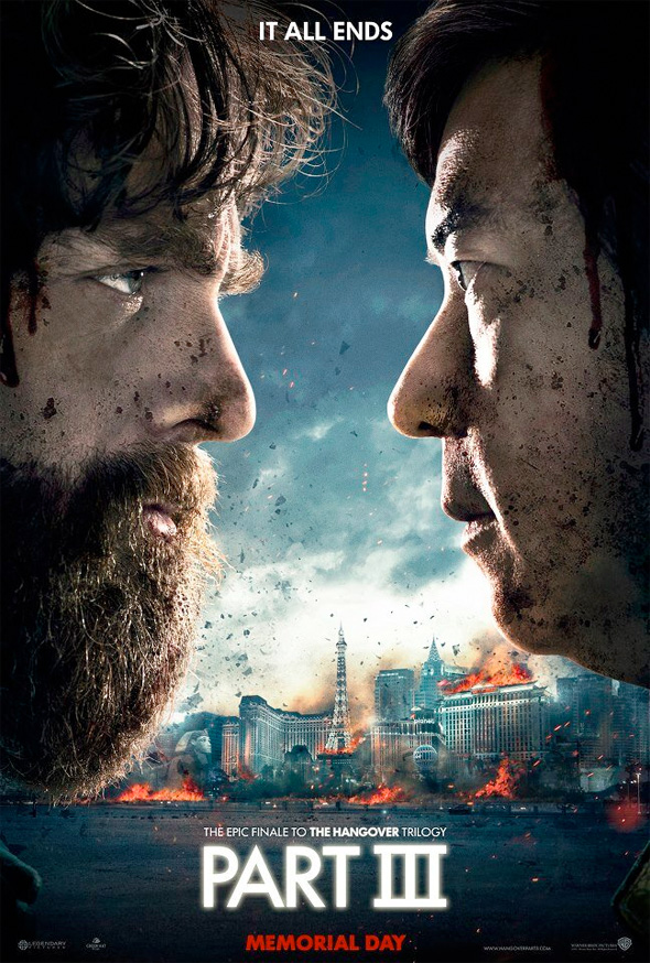 The Hangover Part III - Teaser Poster