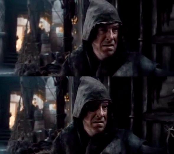 Stephen Colbert in The Hobbit