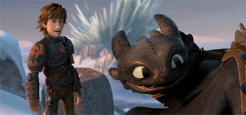 How Train Your Dragon 2