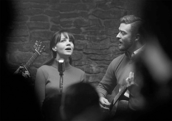 Inside Llewyn Davis - Carey Mulligan and Justin Timberlake