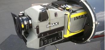 Interstellar IMAX Jet