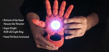 Iron Man Prosthetic Arm