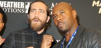 Jake Gyllenhaal & Antoine Fuqua