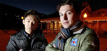 James Wan & Leigh Whannell