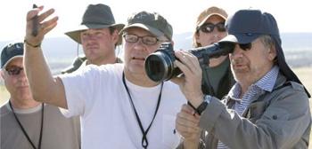 Janusz Kaminski & Steven Spielberg
