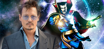 Johnny Depp / Doctor Strange