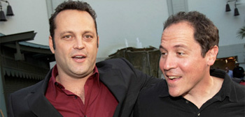 Vince Vaughn & Jon Favreau