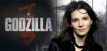 Godzilla / Juliette Binoche