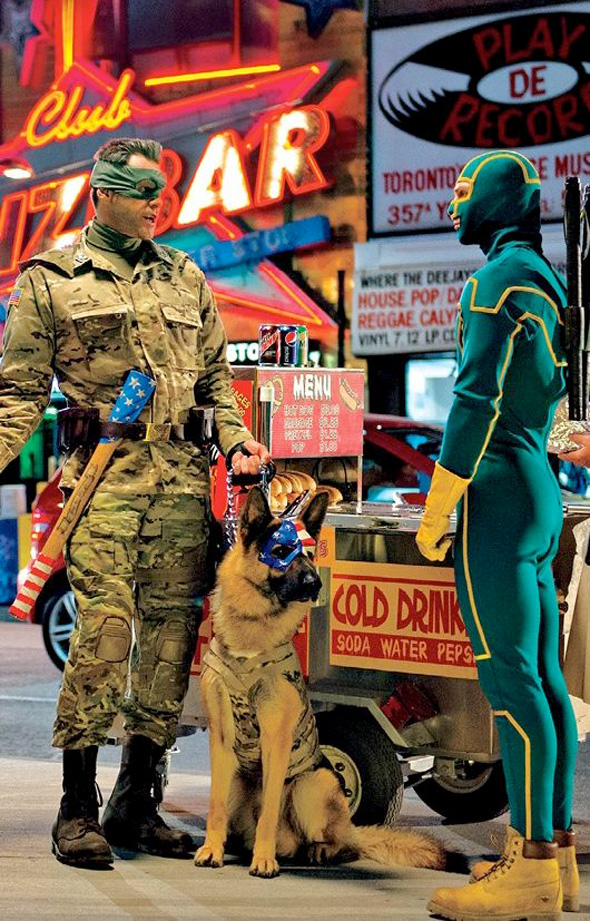 Kick-Ass 2 - First Look