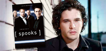 Spooks / Kit Harrington