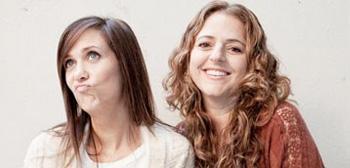 Kristen Wiig & Annie Mumolo