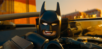 The LEGO Movie - Batman