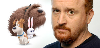 Pets Movie / Louis C.K.