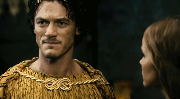 Luke Evans - Zeus in Immortals