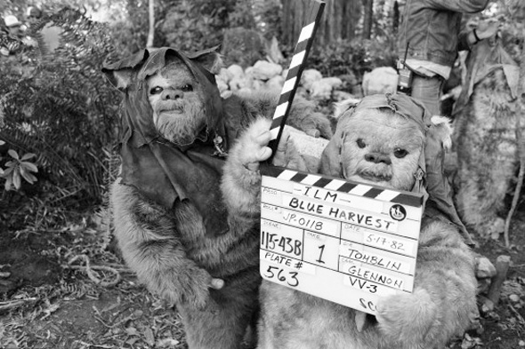 Making of Return of the Jedi
