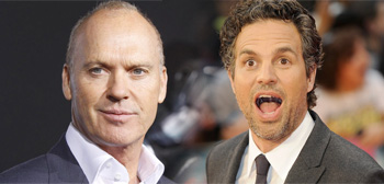 Michael Keaton / Mark Ruffalo