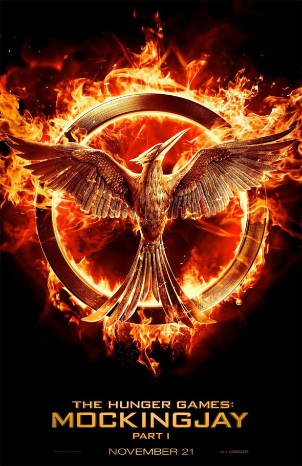The Hunger Games: Mockingjay - Part I