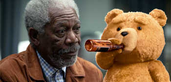 Morgan Freeman / Ted