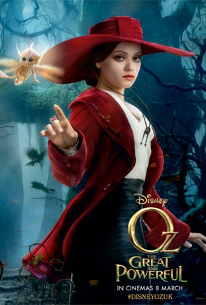 Oz: The Great and Powerful - Mila Kunis
