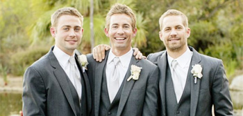 Paul Walker with Caleb and Cody Walker