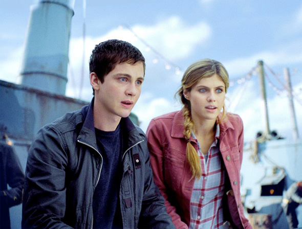 Percy Jackson: Sea of Monsters - First Look 1
