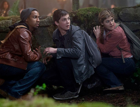 Percy Jackson: Sea of Monsters - First Look 2