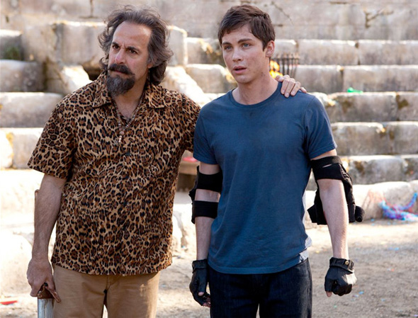 Percy Jackson: Sea of Monsters - First Look 3