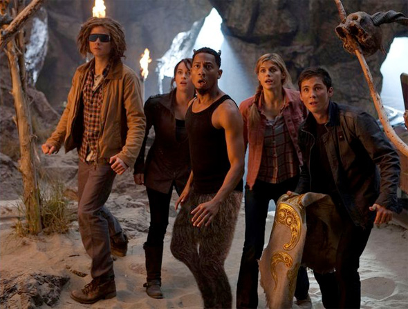 Percy Jackson: Sea of Monsters - First Look 5