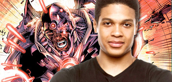 Cyborg / Ray Fisher