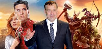 Spider-Man / Sam Raimi / Warcraft