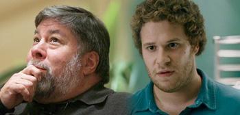 Steve Wozniak / Seth Rogen