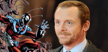 Ant-Man / Simon Pegg