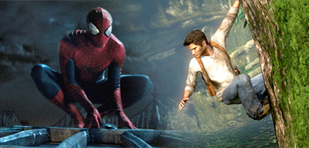 Spider-Man / Uncharted